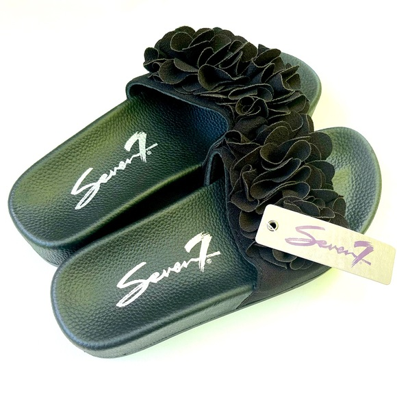 Perfect Slides For Lounging Or Going Out